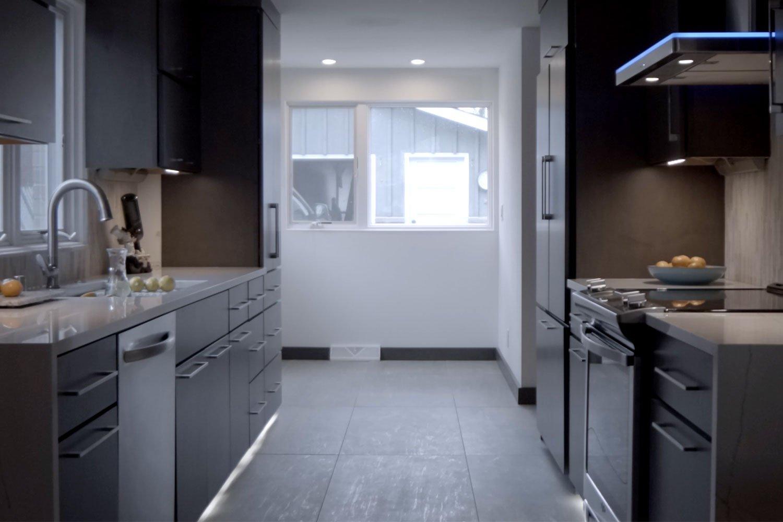 Wauwatosa Mid-Century Modern Kitchen Remodel