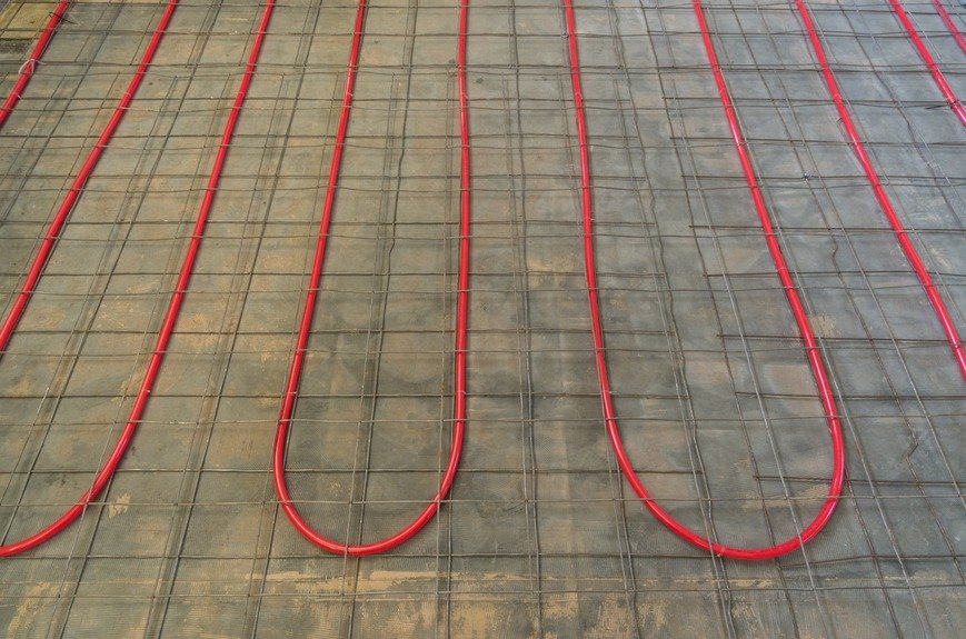 How Does A Heated Floor Work?