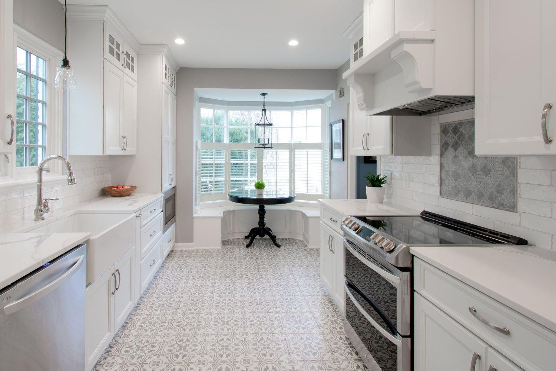 kitchen office space