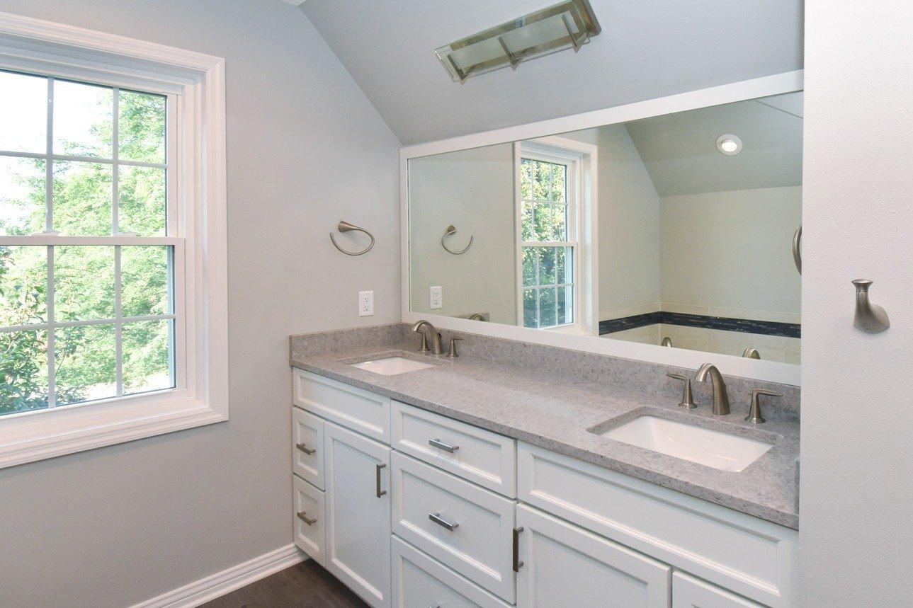 Pewaukee bathroom remodel by Kowalske Kitchen & Bath