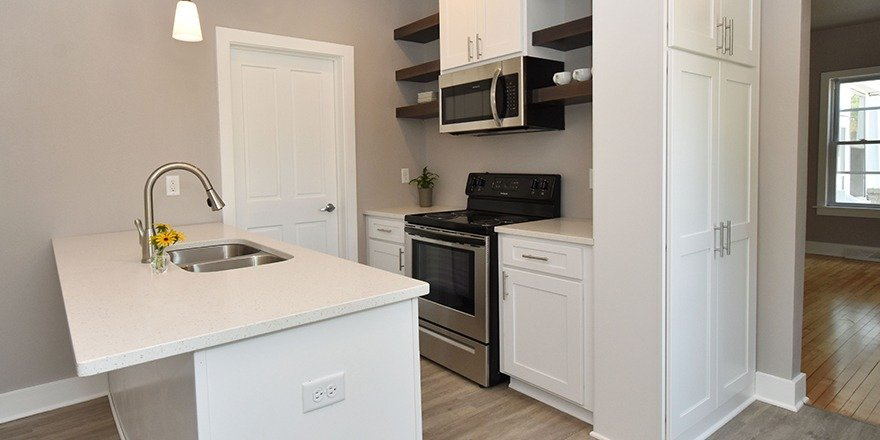 East Tosa Kitchen Remodel