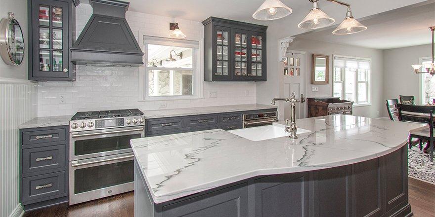 Delafield Cottage Kitchen Remodel