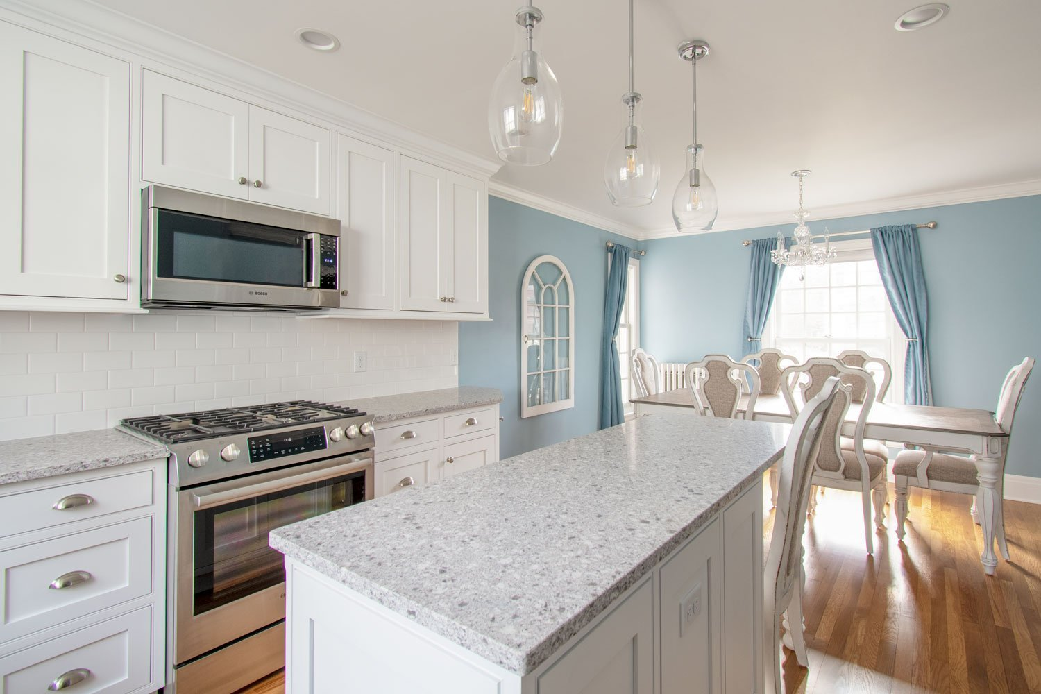 Waukesha kitchen historic remodel