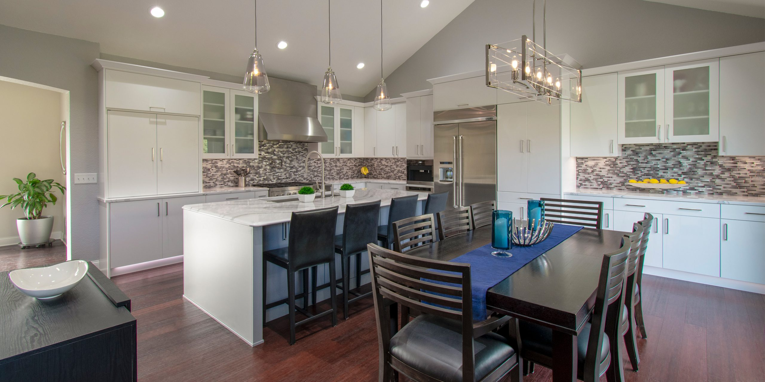 Contemporary Nashotah Kitchen