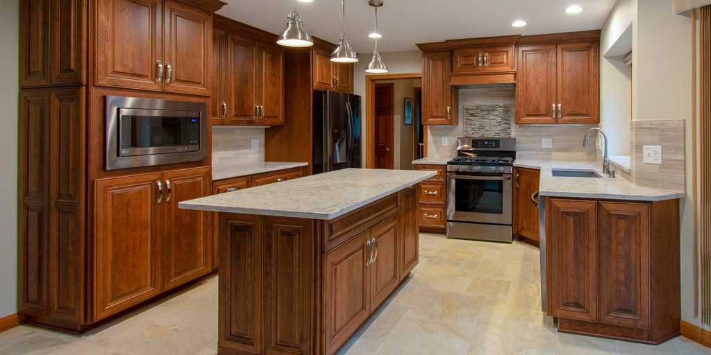 Traditional Brookfield Kitchen