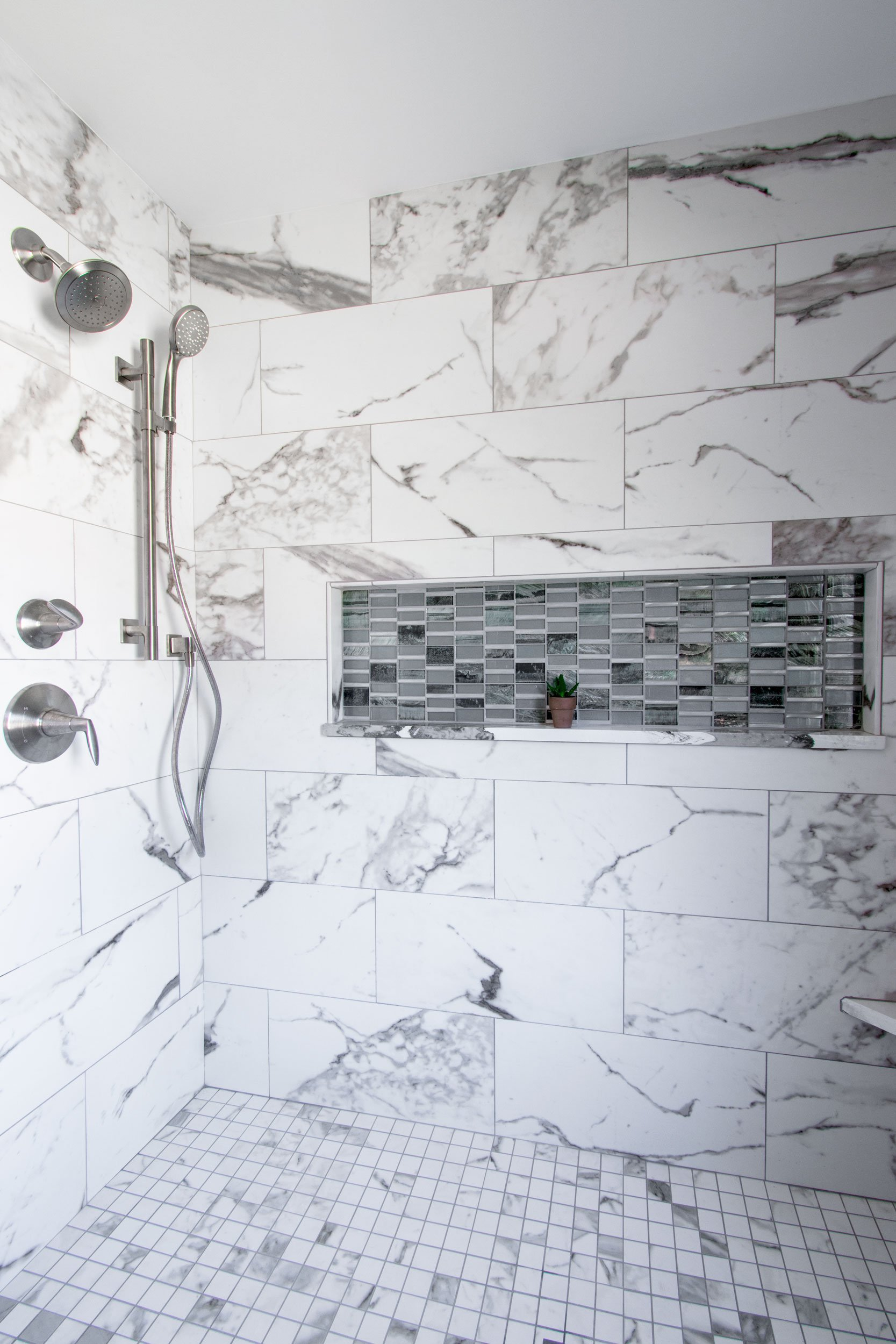 Brookfield master bath remodel