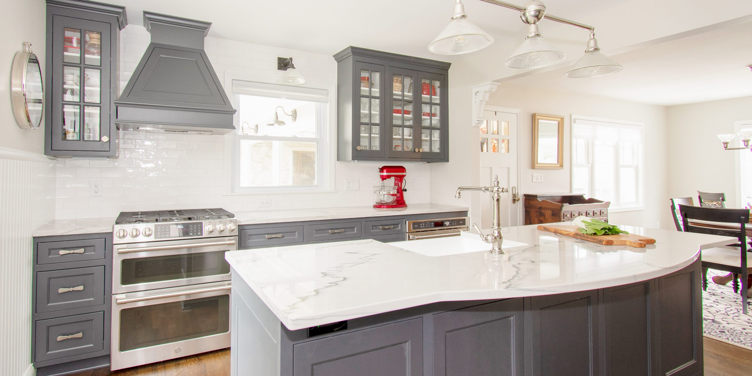 Delafield Cottage Kitchen