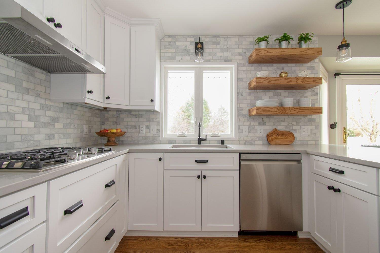 Classic Delafield kitchen remodel