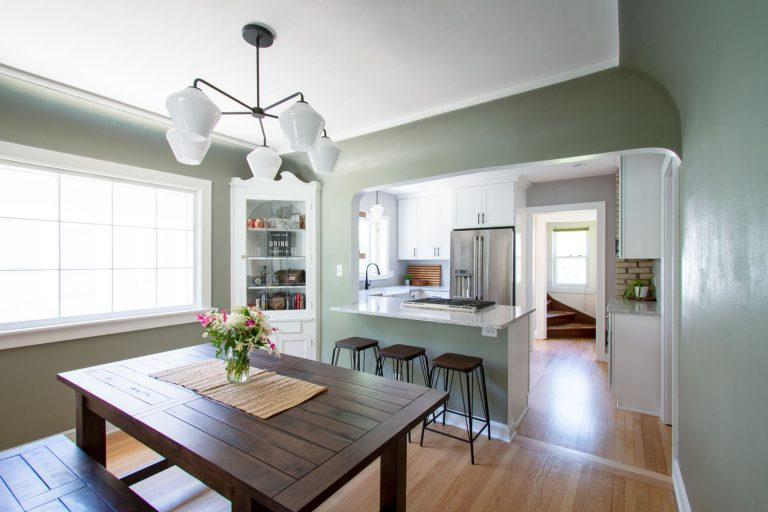 Wauwatosa Open Concept Bungalow