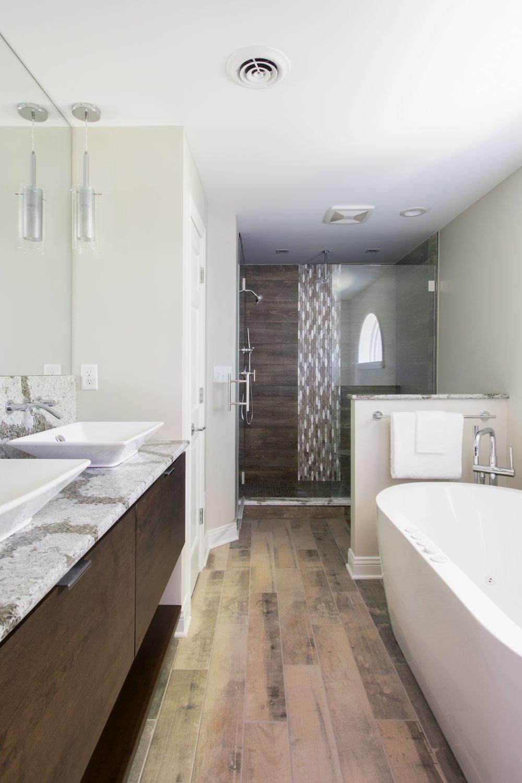 Kowalske Hartford Master Bath Remodel