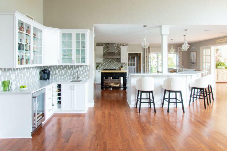 Kowalske Pewaukee Whole House open concept Kitchen Remodel