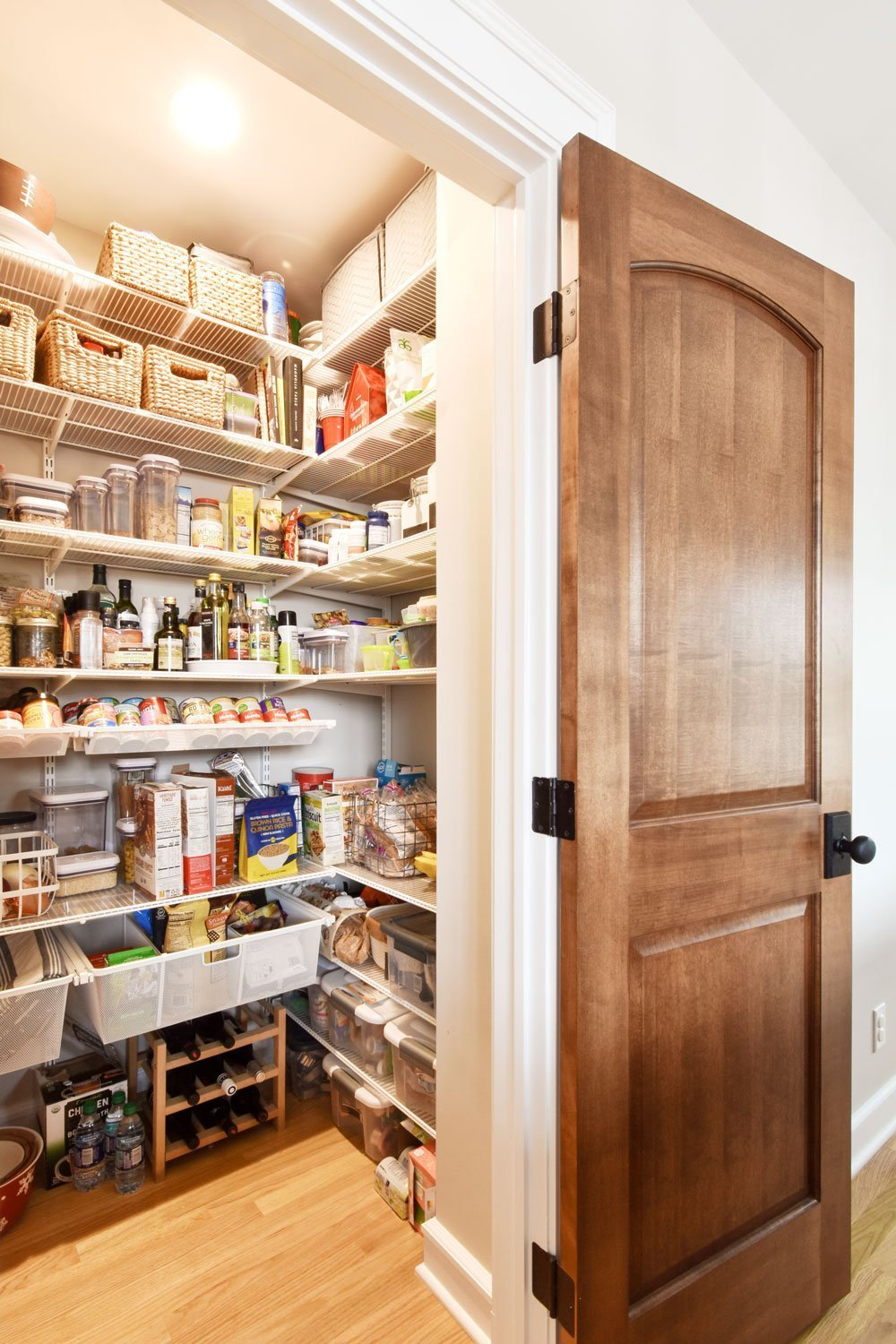 Wauwatosa First Floor Remodel Kitchen Pantry
