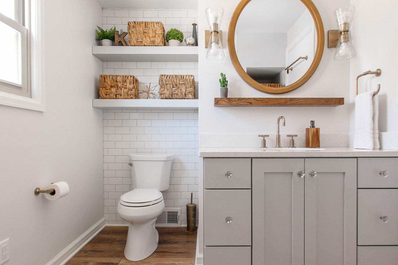Wauwatosa bathroom remodel by Kowalske Kitchen & Bath