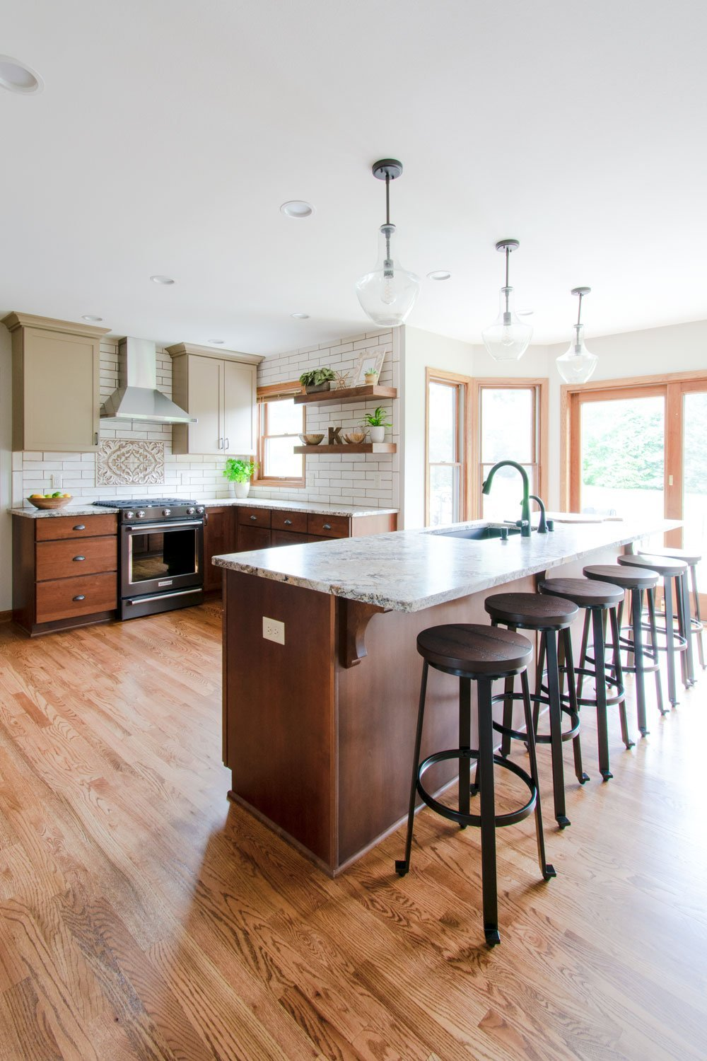 Waukesha traditional kitchen
