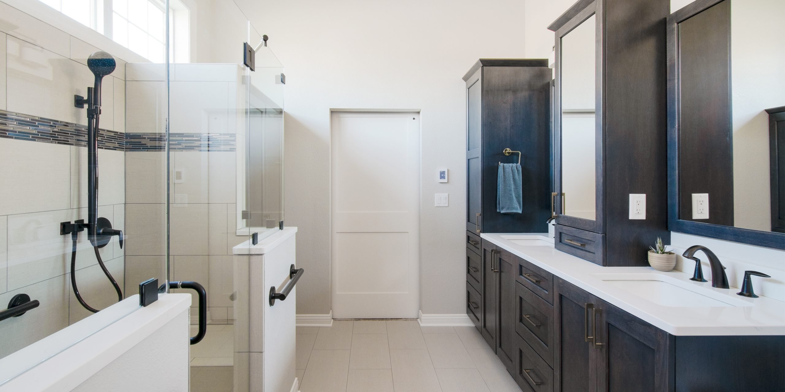 Accessible Bathroom for Aging in Place