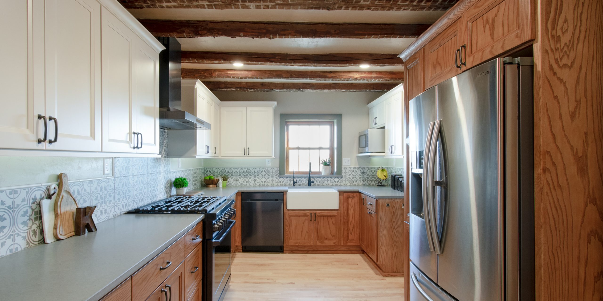 farmhouse kitchen remodel