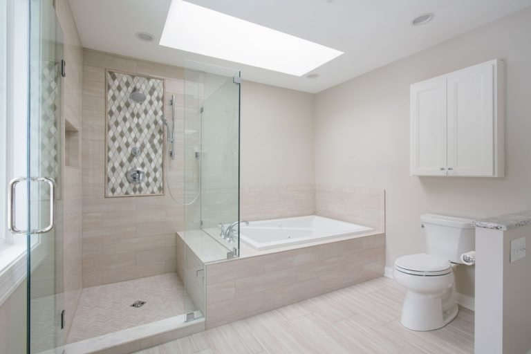 Luxurious Brookfield Master Bath Retreat