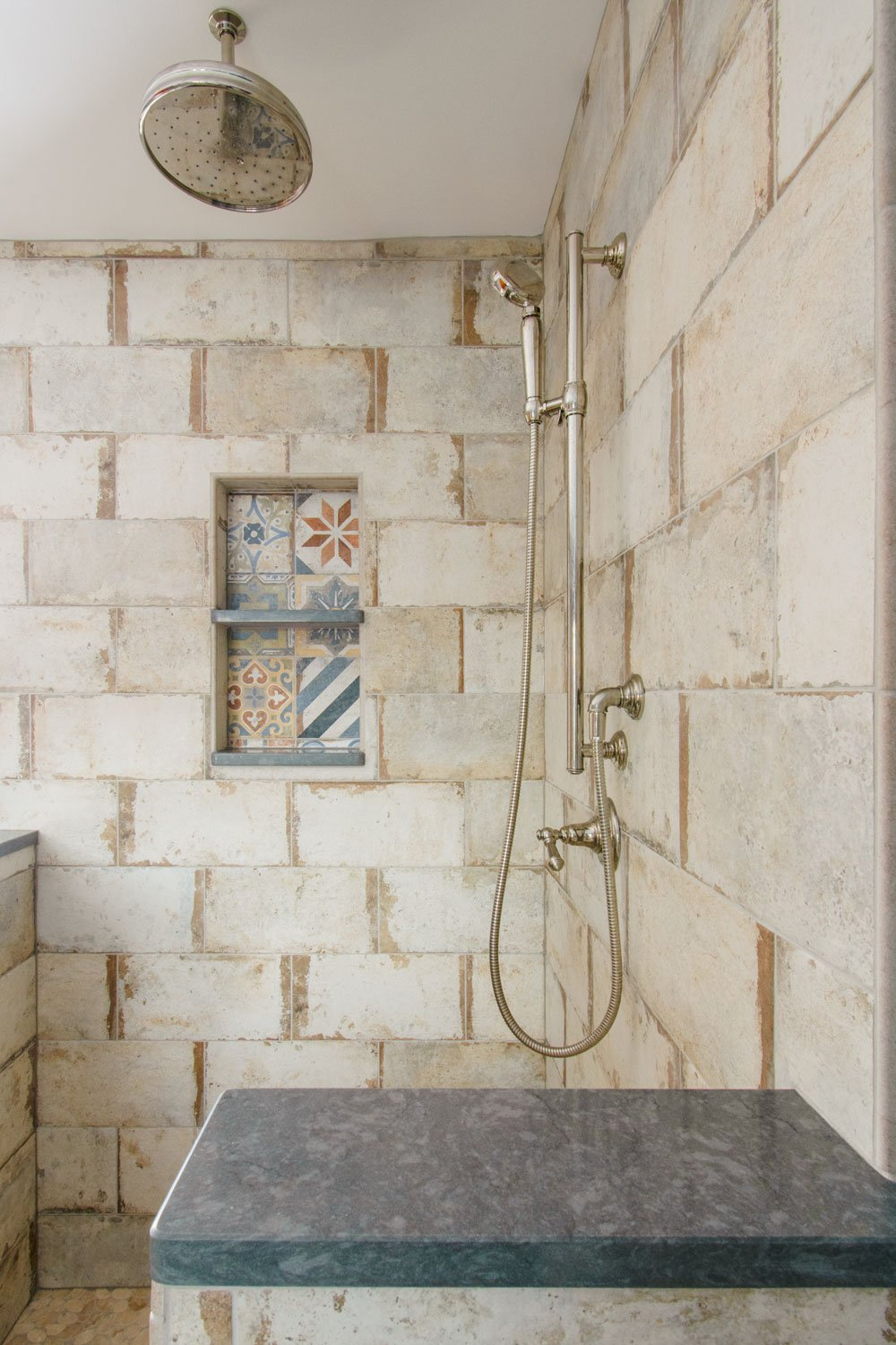 shower remodel