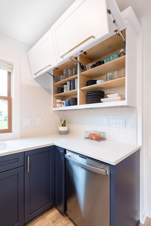 custom cabinet milwaukee