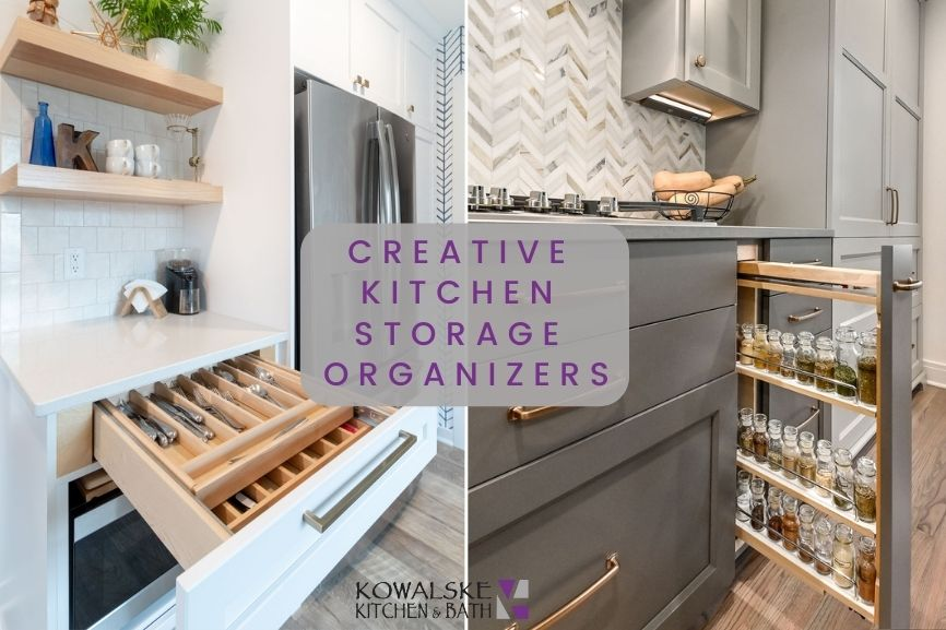 kitchen storage organizers