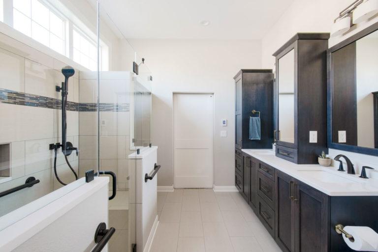 Bathroom remodel in Delafield, Wisconsin