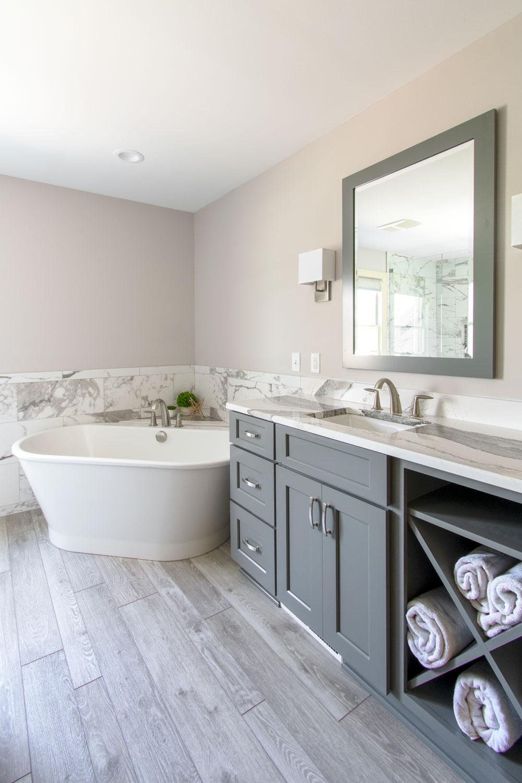 cost remodel bathroom