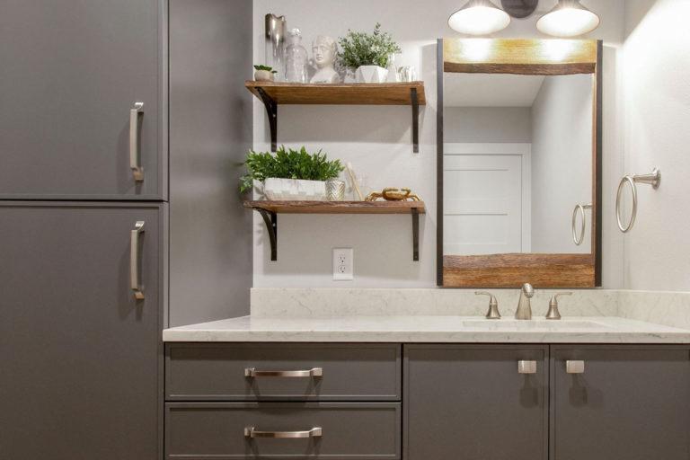 Delafield bathroom remodel