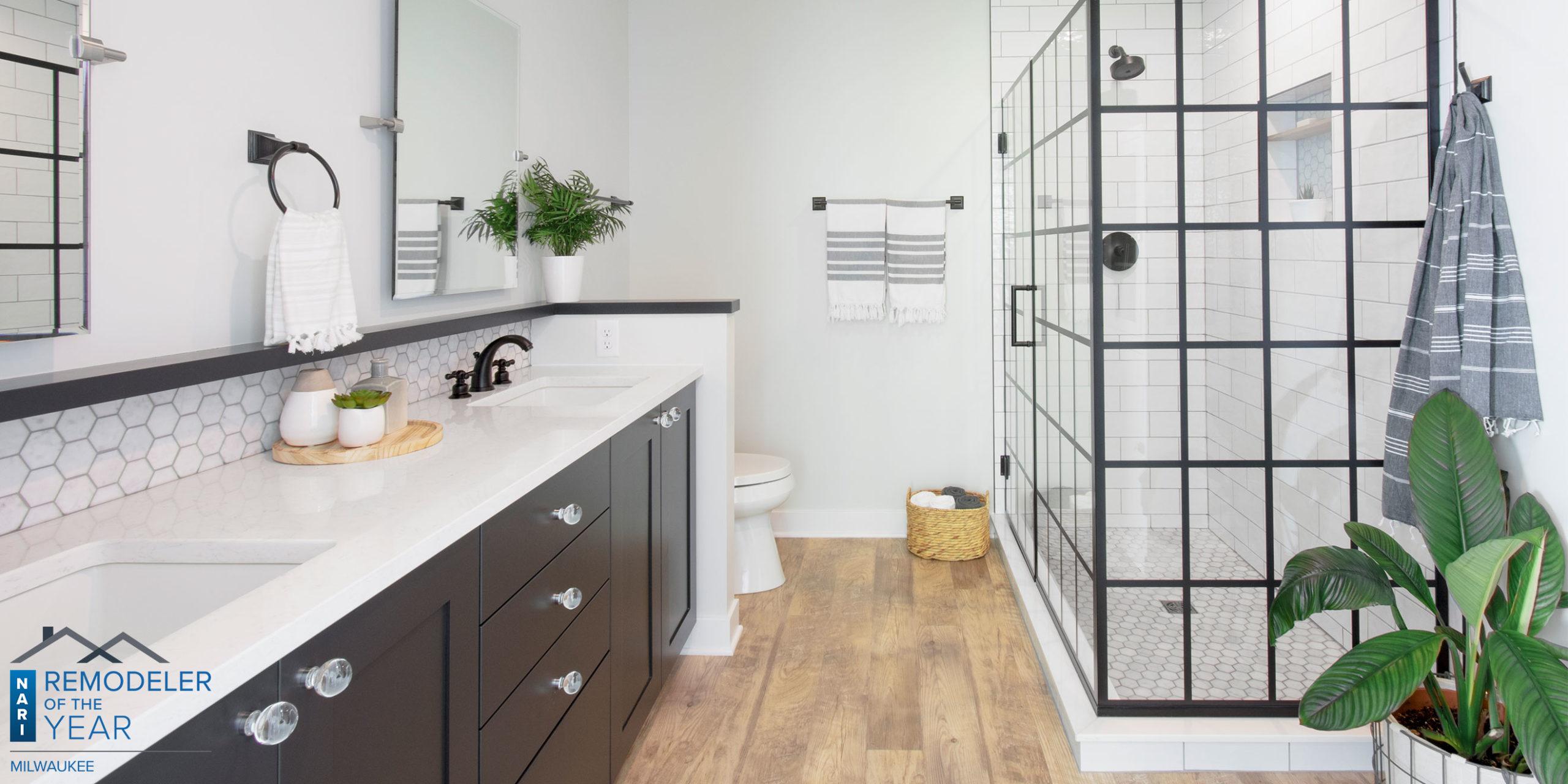 Delafield bathroom