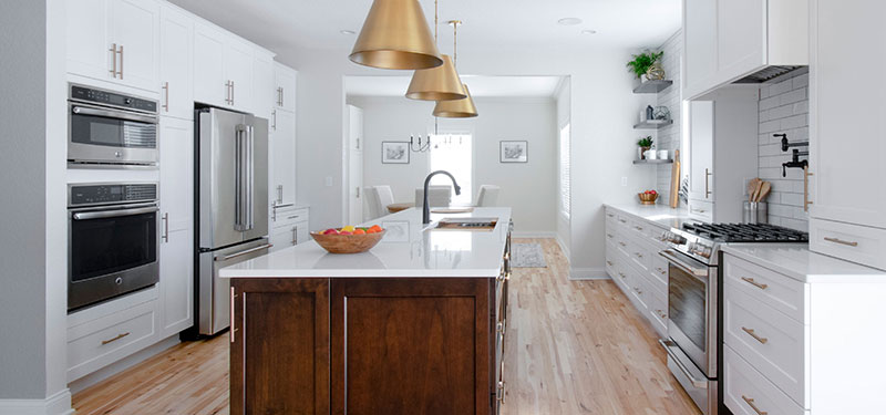 Kitchen remodel by Kowalske