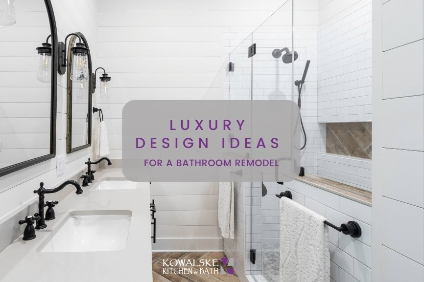 luxury design ideas for bathroom