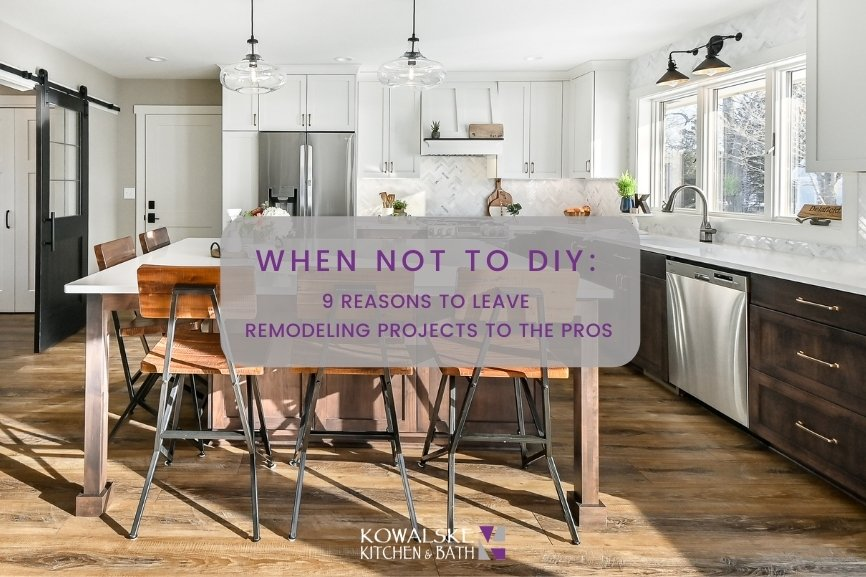not DIY home project